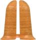 Заглушка для плинтуса Ideal Комфорт 231 Бук (2шт) -