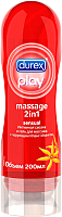 Лубрикант-гель Durex Play Massage 2 in 1 Sensual с иланг-илангом (200мл) -