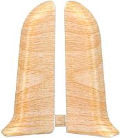 Заглушка для плинтуса Ideal Комфорт 261 Клен (2шт) -