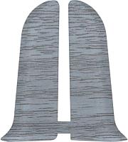 Заглушка для плинтуса Ideal Комфорт 282 Палисандр серый (2шт) -
