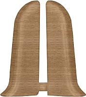 Заглушка для плинтуса Ideal Комфорт 316 Тик (2шт) -