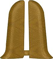 Заглушка для плинтуса Ideal Комфорт 326 Сантал (2шт) -