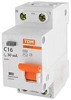 Дифференциальный автомат TDM SQ0202-0506 -