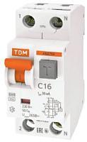 Дифференциальный автомат TDM SQ0205-0011 -