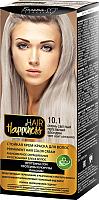 Крем-краска для волос Белита-М Happiness стойкая тон №10.1 (очень светлый пепельный блондин) -