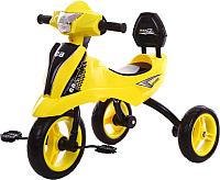 Детский велосипед Sundays SJ-SS-04 (желтый) -