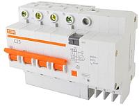 Дифференциальный автомат TDM АД-4-4Р-63А-30мА / SQ0221-0010 -