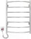 Полотенцесушитель электрический Gloss & Reiter Э2.Л.50х80.Д7(Л) -
