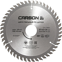 Пильный диск Carbon CA-171833 -