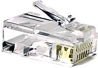 Коннектор 5bites RJ-45 US100A 6cat (100шт) -