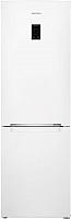 Холодильник с морозильником Samsung RB33J3200WW/WT -