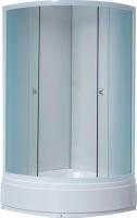 Душевой уголок Avanta 102/2 (рифленое стекло) -