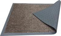 Коврик грязезащитный Kleen-Tex Entrance 60x85 (черно-коричневый) -