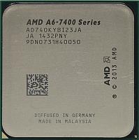 Процессор AMD A6-7400K FM2 BOX / AD740KYBI23JA -