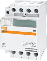 Контактор TDM SQ0213-0020 -