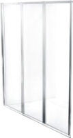 Стеклянная шторка для ванны Besco Premium 3 (прозрачный) -