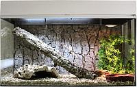 Террариум Lucky Reptile Стартовый комплект для змей / SK80S-W (белый) -