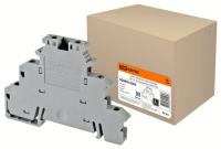 Зажим на DIN-рейку TDM SQ0803-0065 -