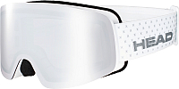 Маска горнолыжная Head Infinity Premium White + SpareLens White / 393179 -