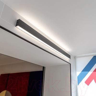 Светильник Elektrostandard 101-100-40-53 20W 6500K (черная шагрень)
