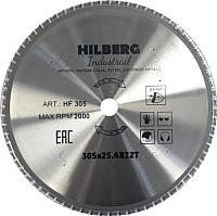 Пильный диск Hilberg HF305 -