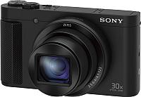 Компактный фотоаппарат Sony Cyber-shot DSC-HX80 (черный) -