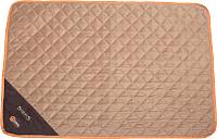 Подстилка для животных Scruffs Thermal / 932626 (коричневый/желто-коричневый) -
