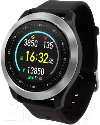 Фитнес-трекер Mobile Action MA Q90 (черный) -
