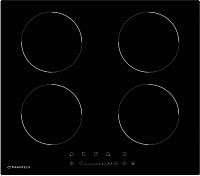 Индукционная варочная панель Maunfeld EVI.594.F-BK -
