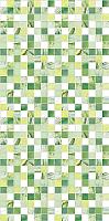 Плитка Нефрит-Керамика Фернс / 00-00-5-18-00-81-1603 (600x300, салатовый) -