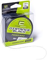 Леска монофильная Feeder Concept Distance Black 150/025 / FC4001-025 -