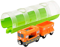 Элемент железной дороги Brio Грузовой поезд и туннель / 33891 -