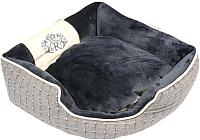 Лежанка для животных Duvo Plus Royal / 300001/DV (синий) -