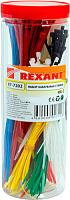 Стяжка для кабеля Rexant 07-7202 (300шт) -