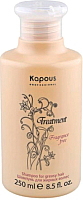 Шампунь для волос Kapous Fragrance Free Treatment для жирных волос (250мл) -