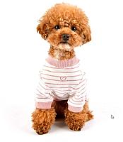 Свитер для животных Pinkaholic Hash / NASD-TS7503-IP-S (S, розовый) -