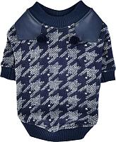 Свитер для животных Pinkaholic Mirabelle / NASD-TS7502-NY-L (L, синий) -
