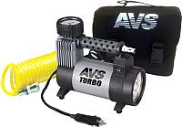 Автомобильный компрессор AVS Turbo KS 450L /80507 -