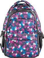 Школьный рюкзак Котофей 02704076-30 (разноцветный) -
