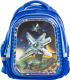 Школьный рюкзак Котофей 02704080-00 (синий) -