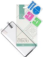 Защитное стекло для телефона Case Nano для Galaxy S10 plus (черный глянец) -