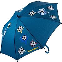 Зонт-трость Котофей 03707030-10 (синий) -
