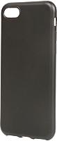 Чехол-накладка Case Deep Matte для iPhone 6/6S (черный матовый) -