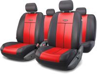 Чехол для сиденья Autoprofi TT-902P BK/RD -