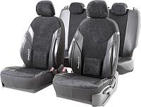 Чехол для сиденья Autoprofi Comfort X COM-1505GV BK/BK -