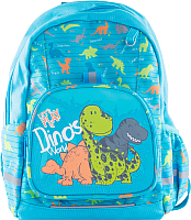 Детский рюкзак Котофей 02710139-00 (голубой) -
