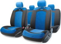 Чехол для сиденья Autoprofi Extreme XTR-803 BK/BL (M) -