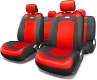 Чехол для сиденья Autoprofi Extreme XTR-803 BK/RD (M) -