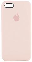 Чехол-накладка Case Liquid для iPhone 6/6S (розовый песок) -