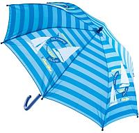 Зонт-трость Котофей 03707023-00 (бирюзовый) -
